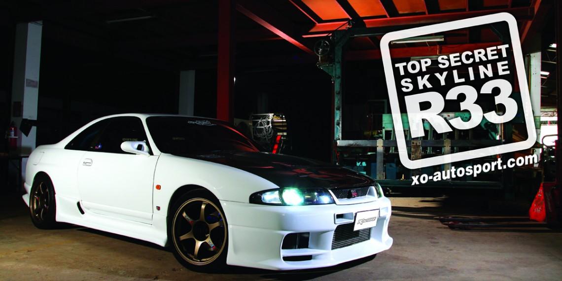 R33 Top Secret