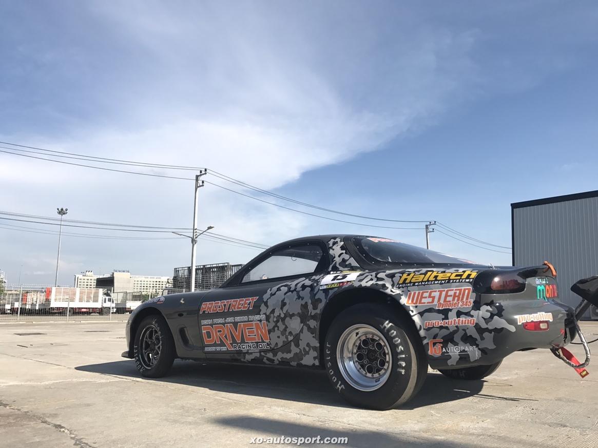 Driven Oil 03