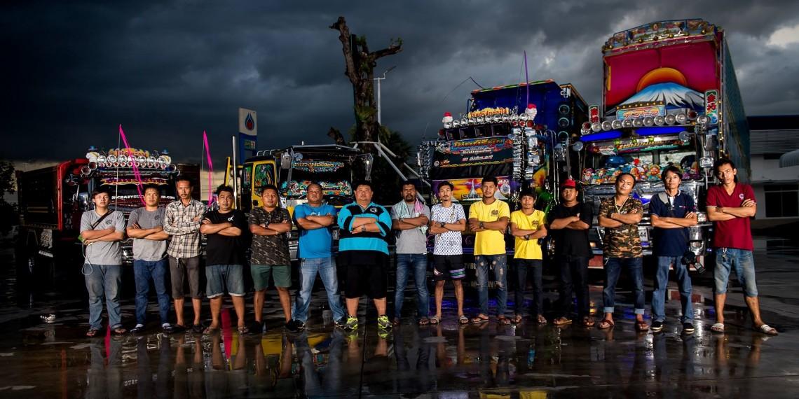Crazy Truck Thailand
