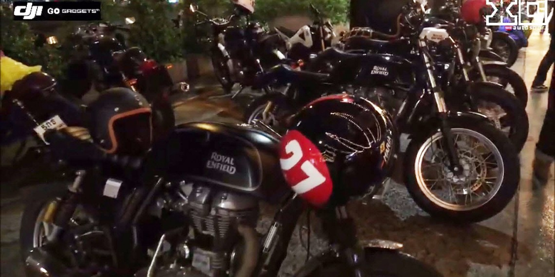 ROYAL ENFIELD FAMILY DAY