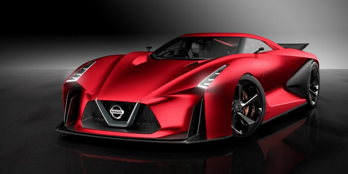 NISSAN GT-R 2020 Vision Grand Turismo (7)