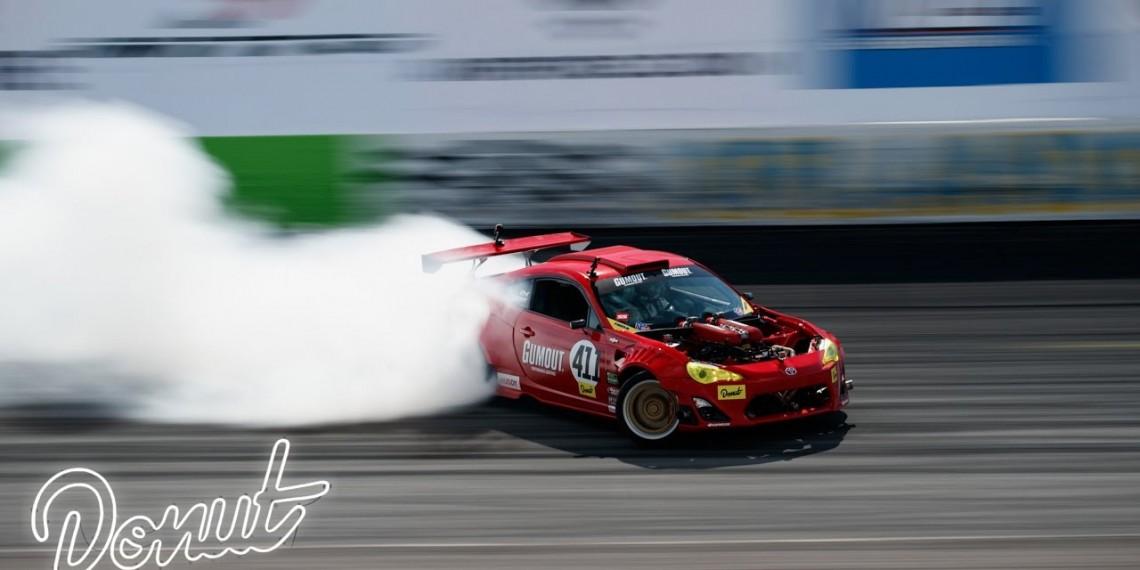 86 ferrari engine drift