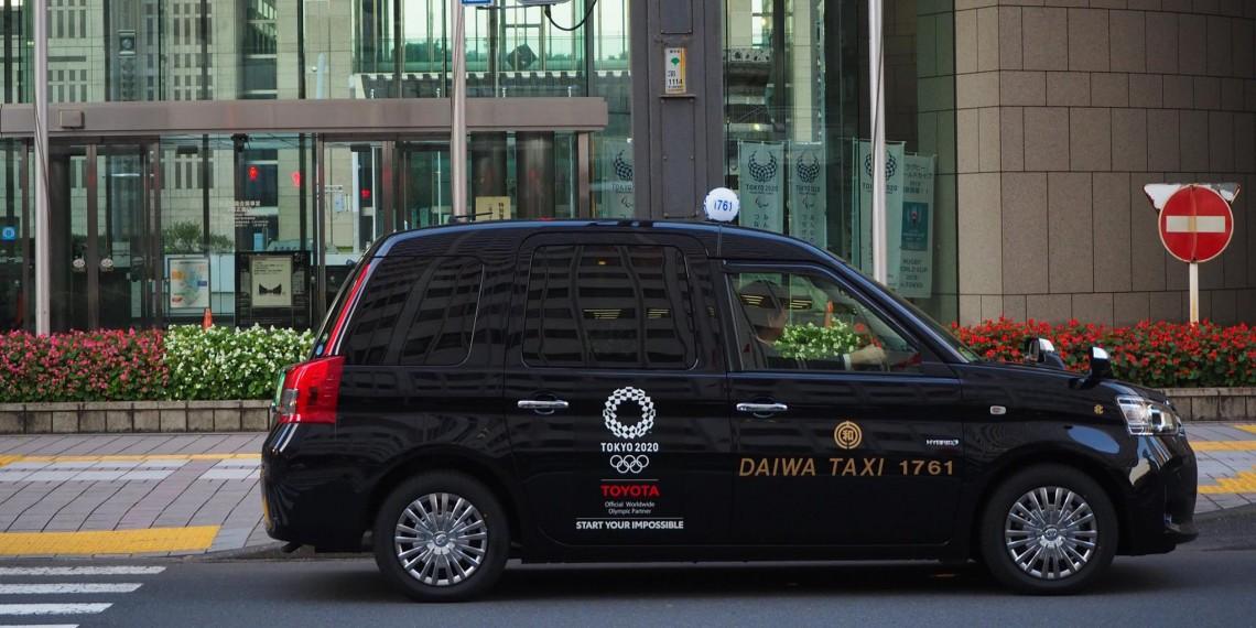 JPN Taxi 2