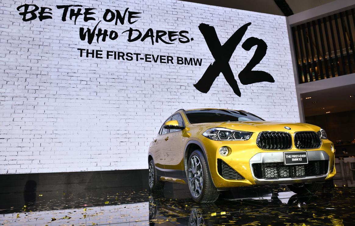 04 BMW X2