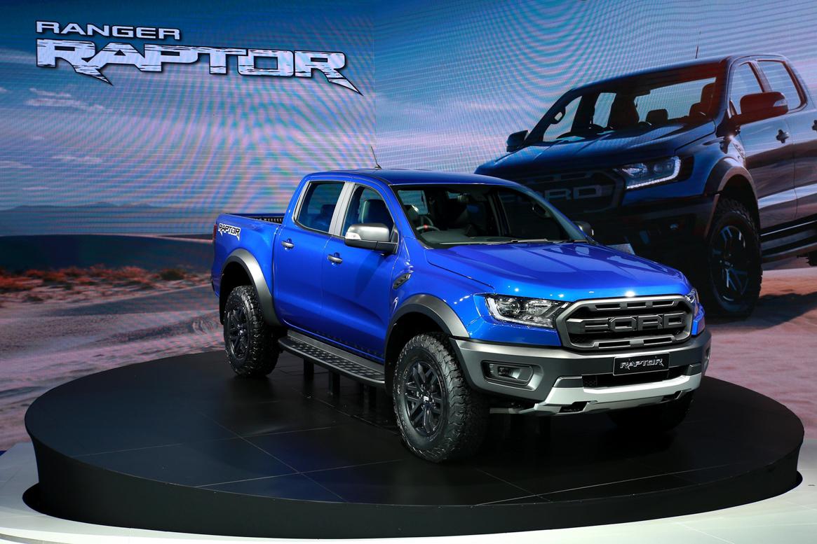 06 Ford Ranger Raptor