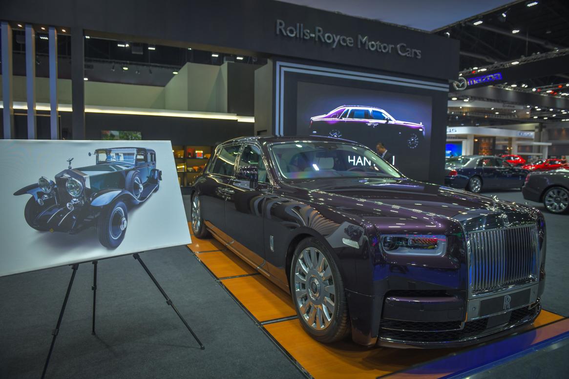 16 Rolls Royce