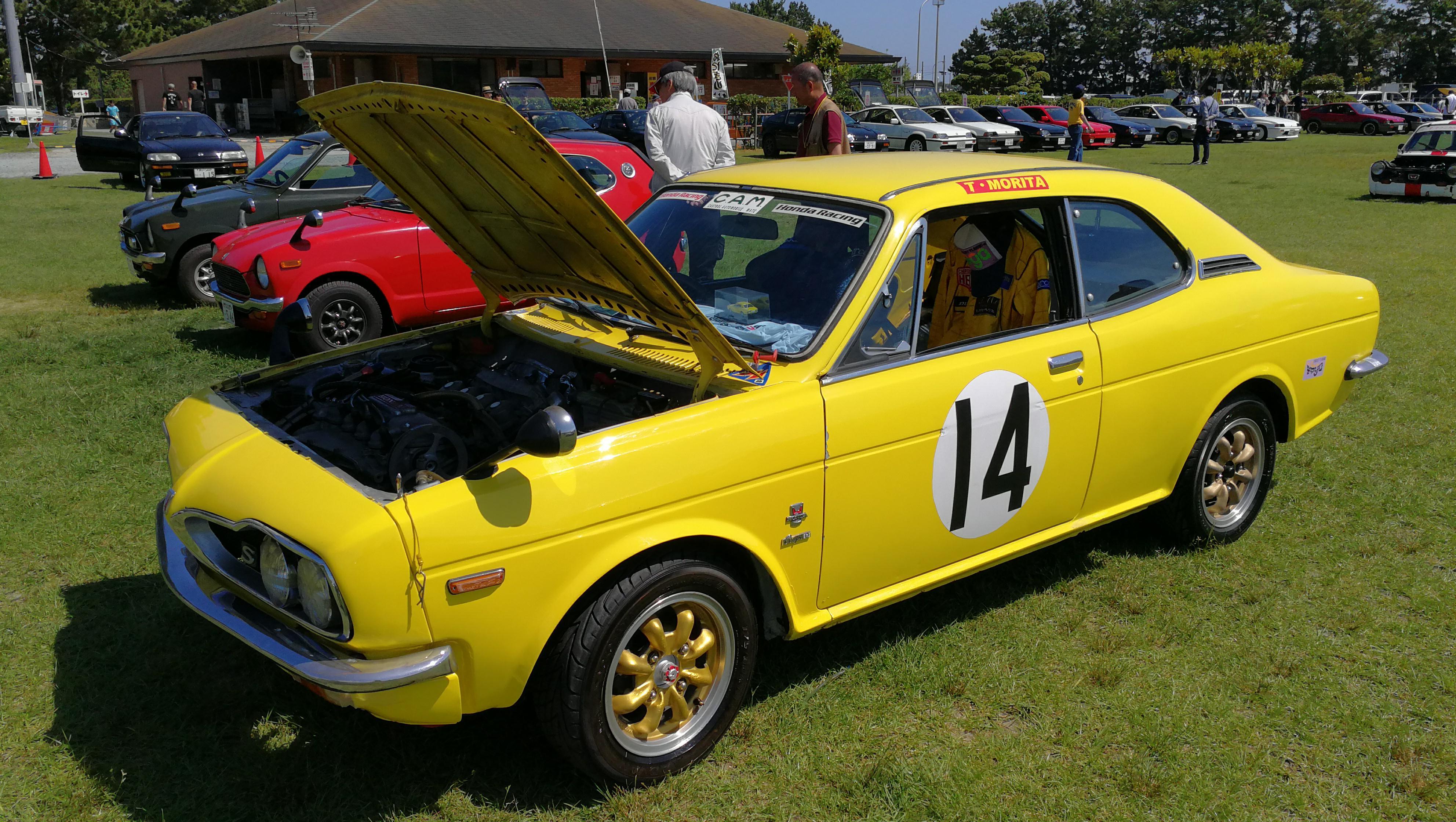 HONDA 1300 99 coupe