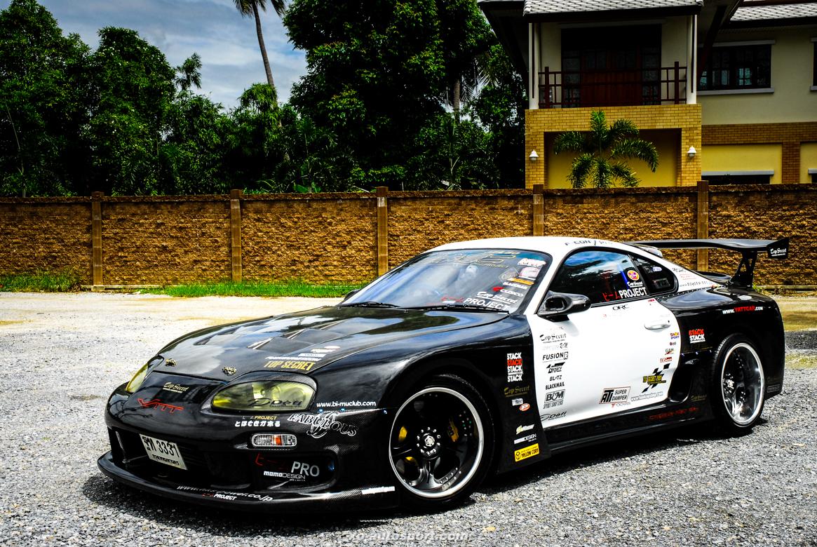 Top Secrets GT300 Supra 01