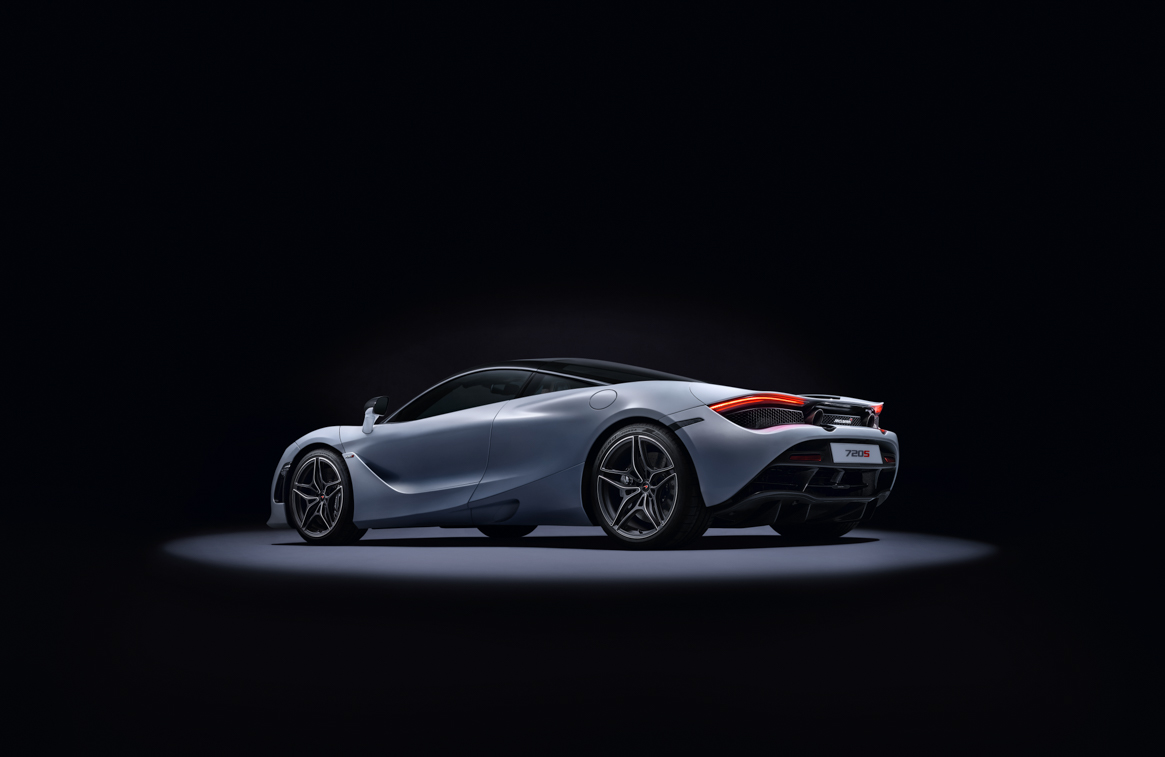 McLaren 720S Super Series