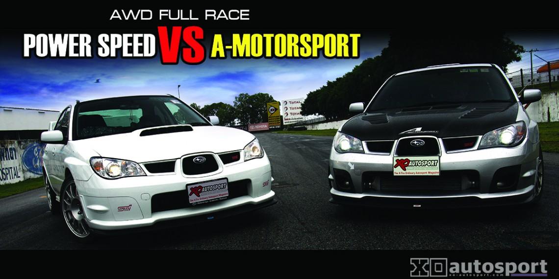 AWD FULL RACE