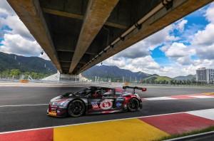 Audi R8 LMS Cup Ningbo