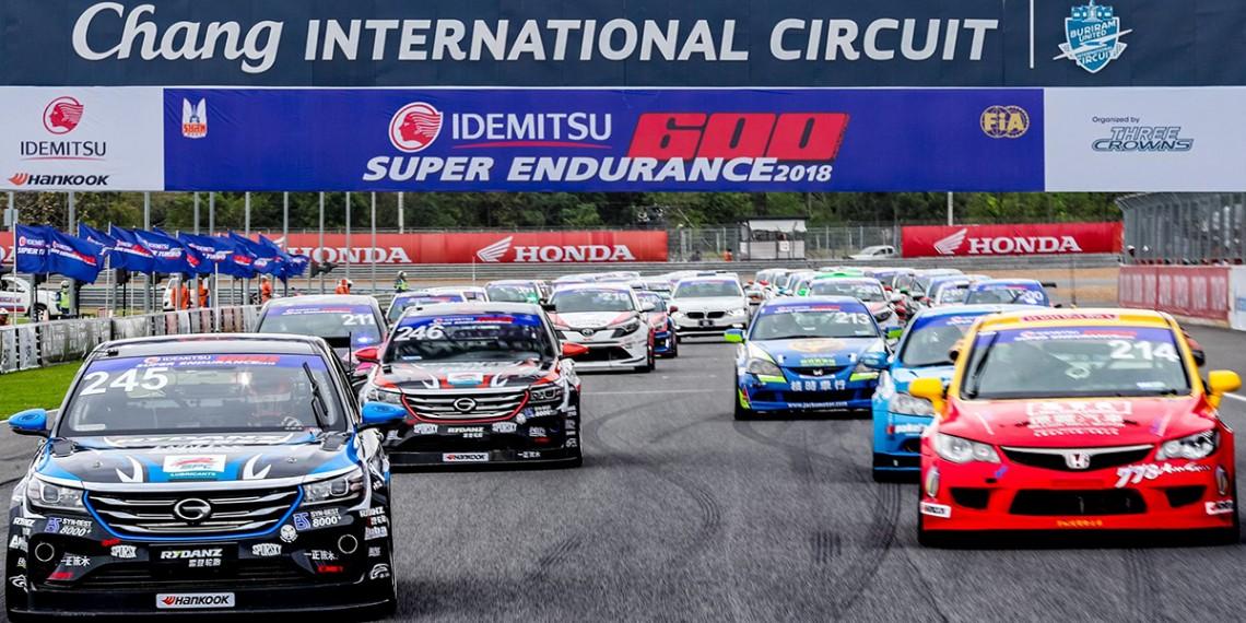 Idemitsu 600 Super Endurance 2018