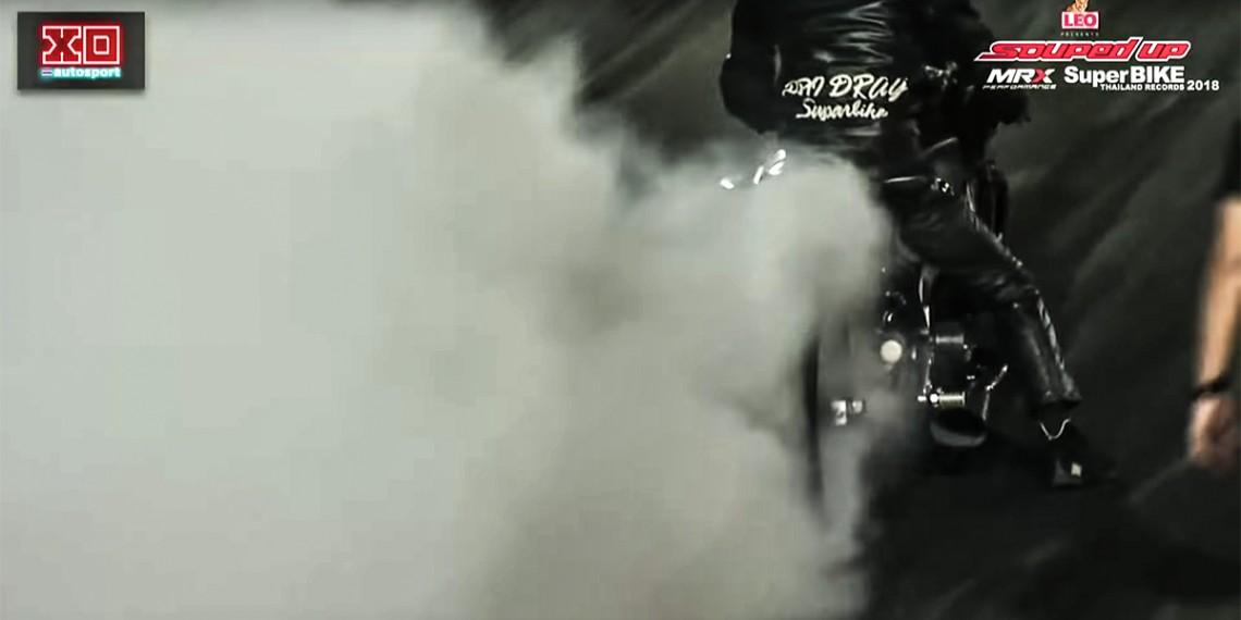 POWER SPEED SHOP Souped Up Superbike 2018 champion