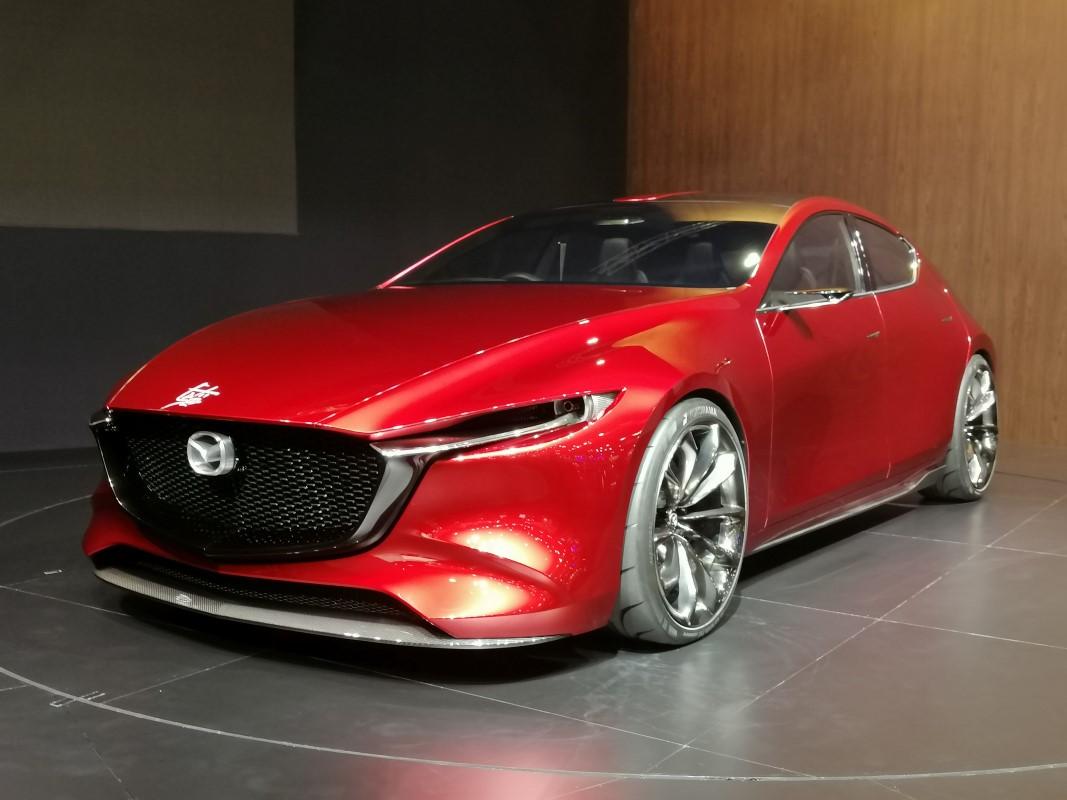 05. Mazda Kai Concept