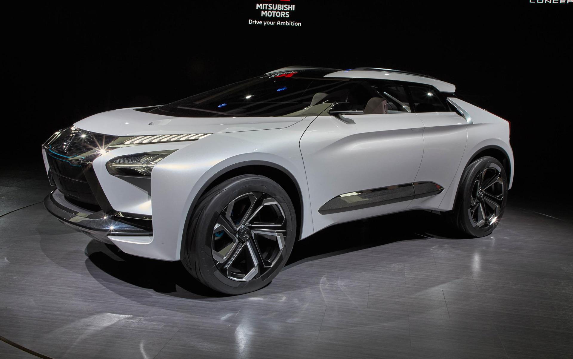 07. Mitsubishi E-Evolution