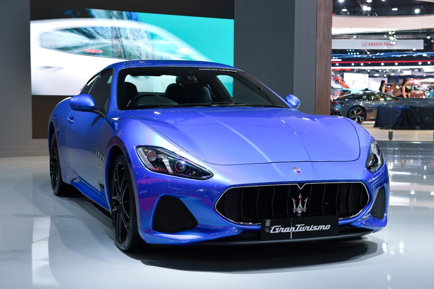 11. Maserati Grand Turismo