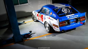 Super Z Retro Circuit Monster SOUPED UP SPL DATSUN Z KS RACING bypote_0056