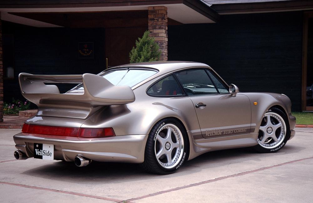 Veilside Carrera 964 2