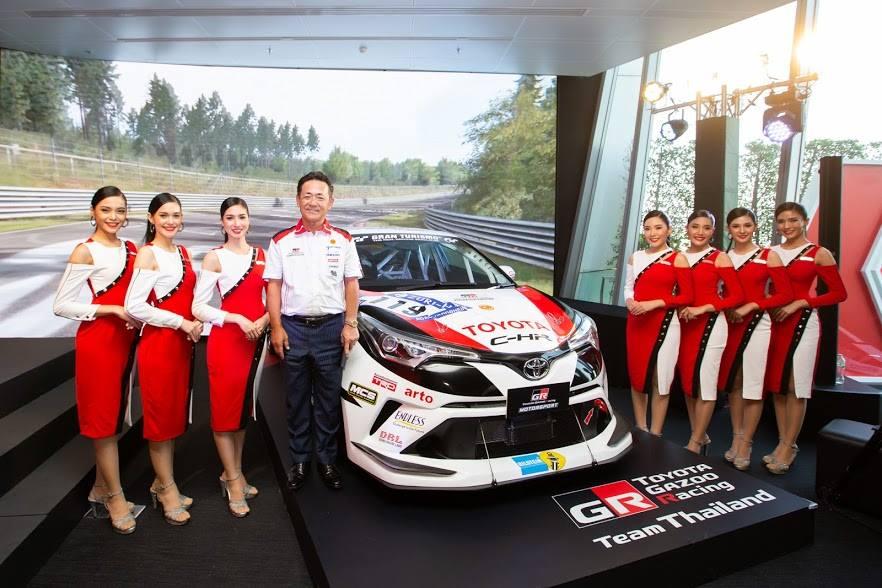 Toyota Gazoo Racing Motorsport 2019 1