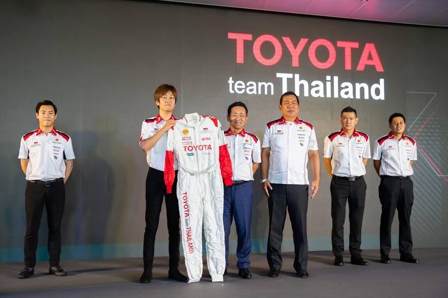 Toyota Gazoo Racing Motorsport 2019 2