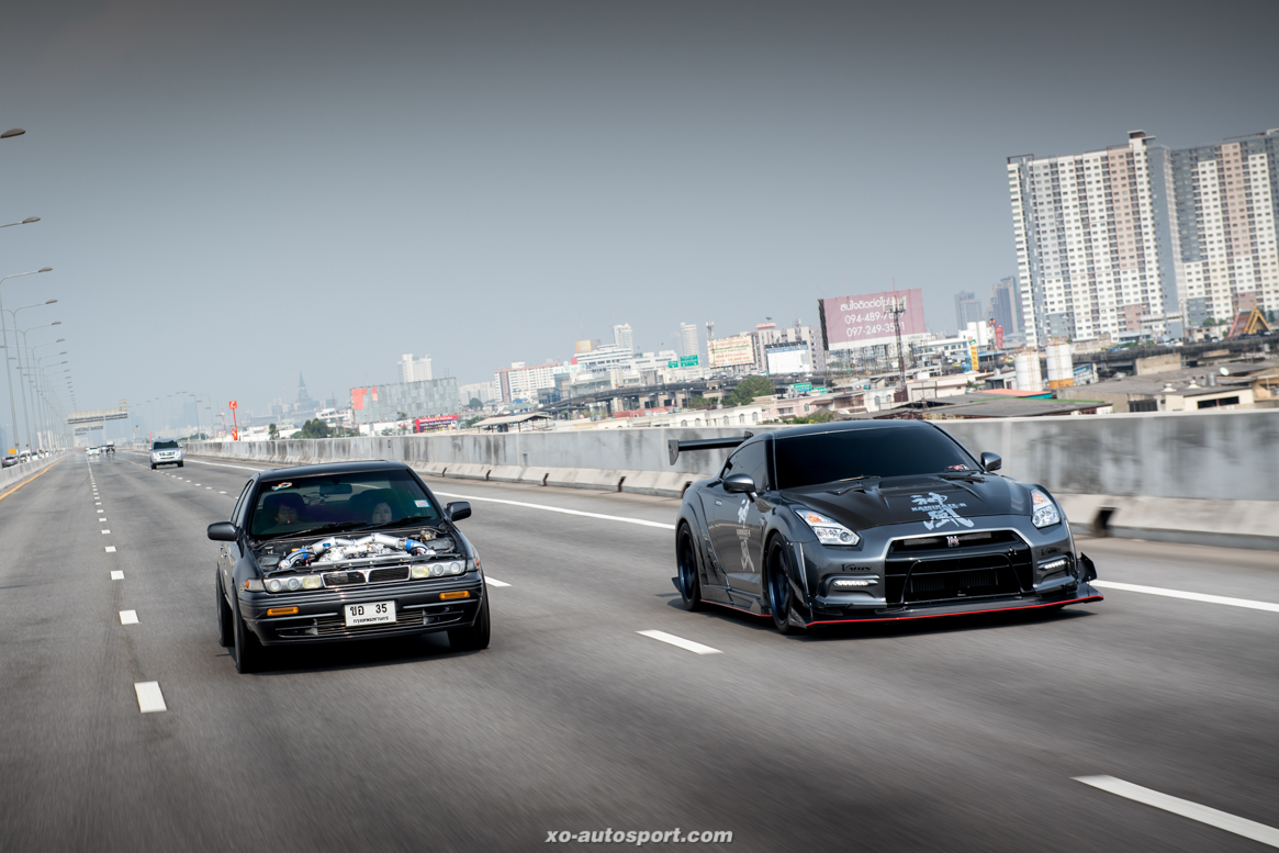 A31VR38 and GT-R Kamikaze-R by GT-Tuning 001