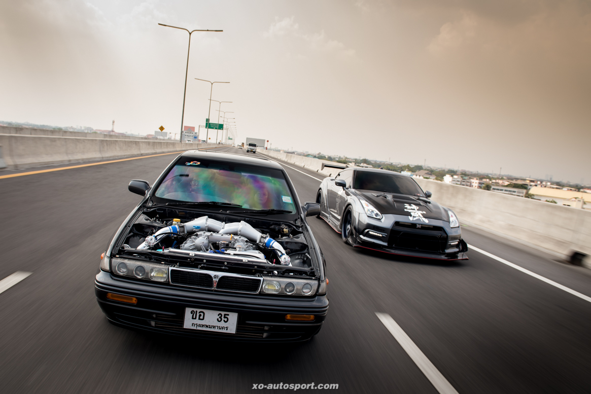 A31VR38 and GT-R Kamikaze-R by GT-Tuning 01