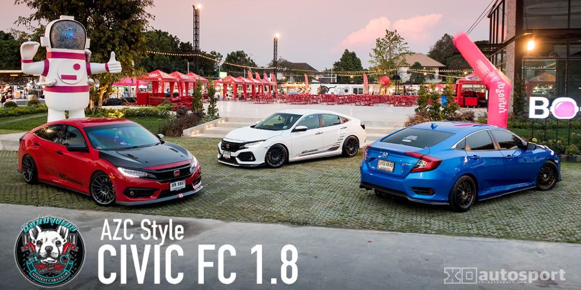 Civic FC AZC