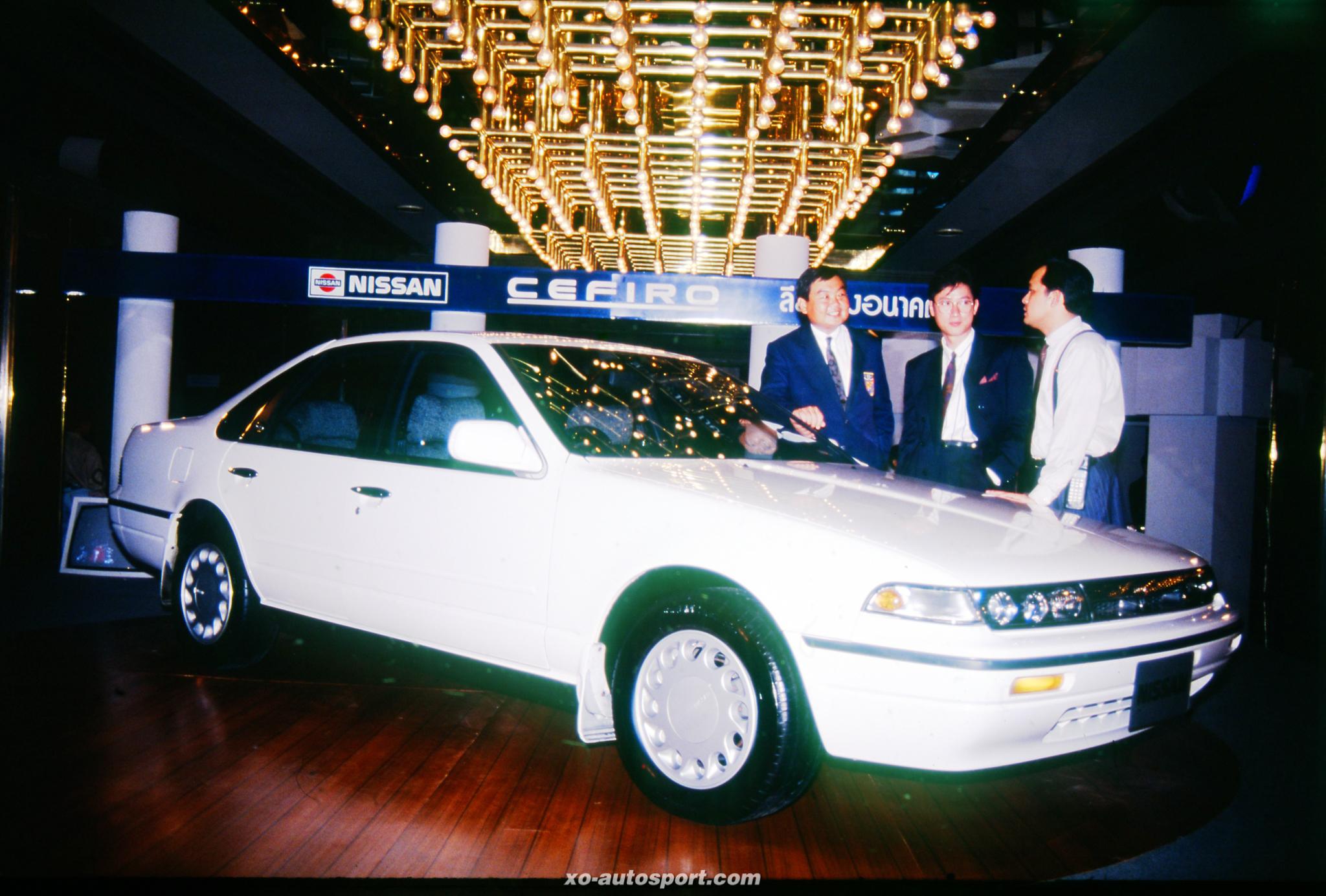 XO Cefiro A31 Legend 12