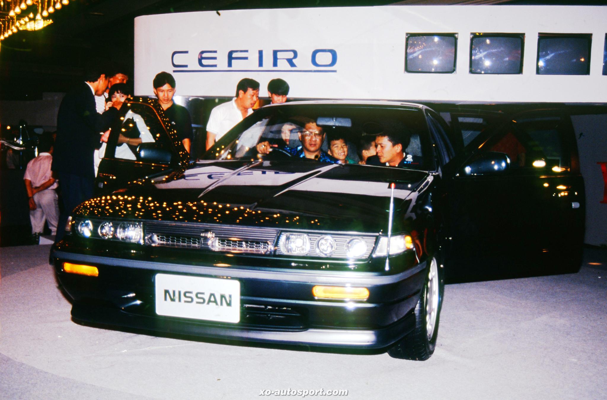 XO Cefiro A31 Legend 15