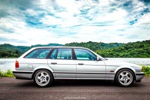 BMW E34 TOURING 6