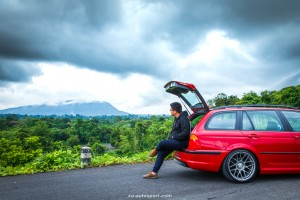 BMW E46 TOURING 03