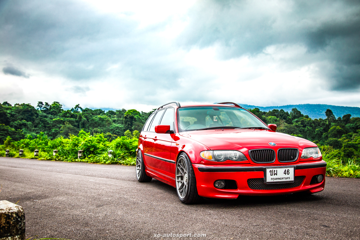 BMW E46 TOURING 04