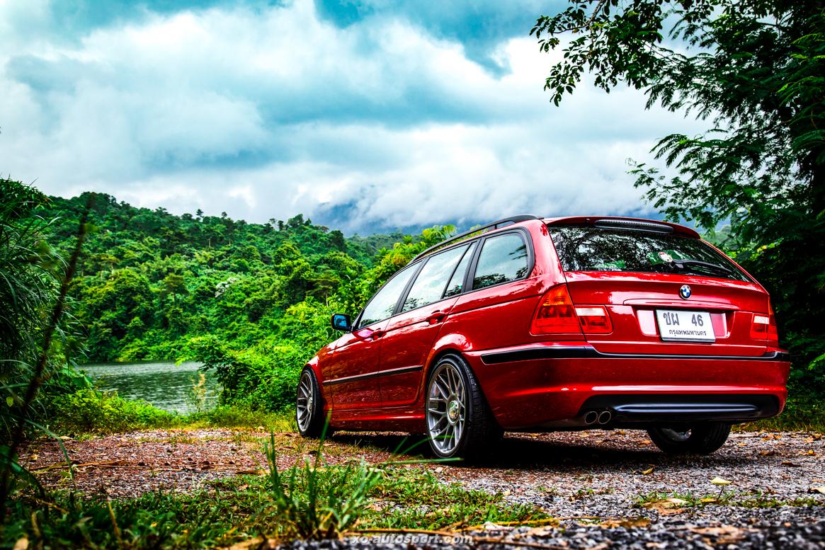 BMW E46 TOURING 05