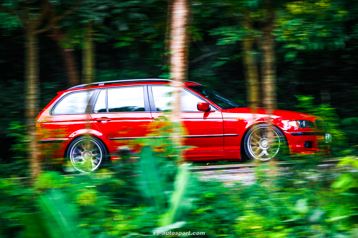 BMW E46 TOURING 10