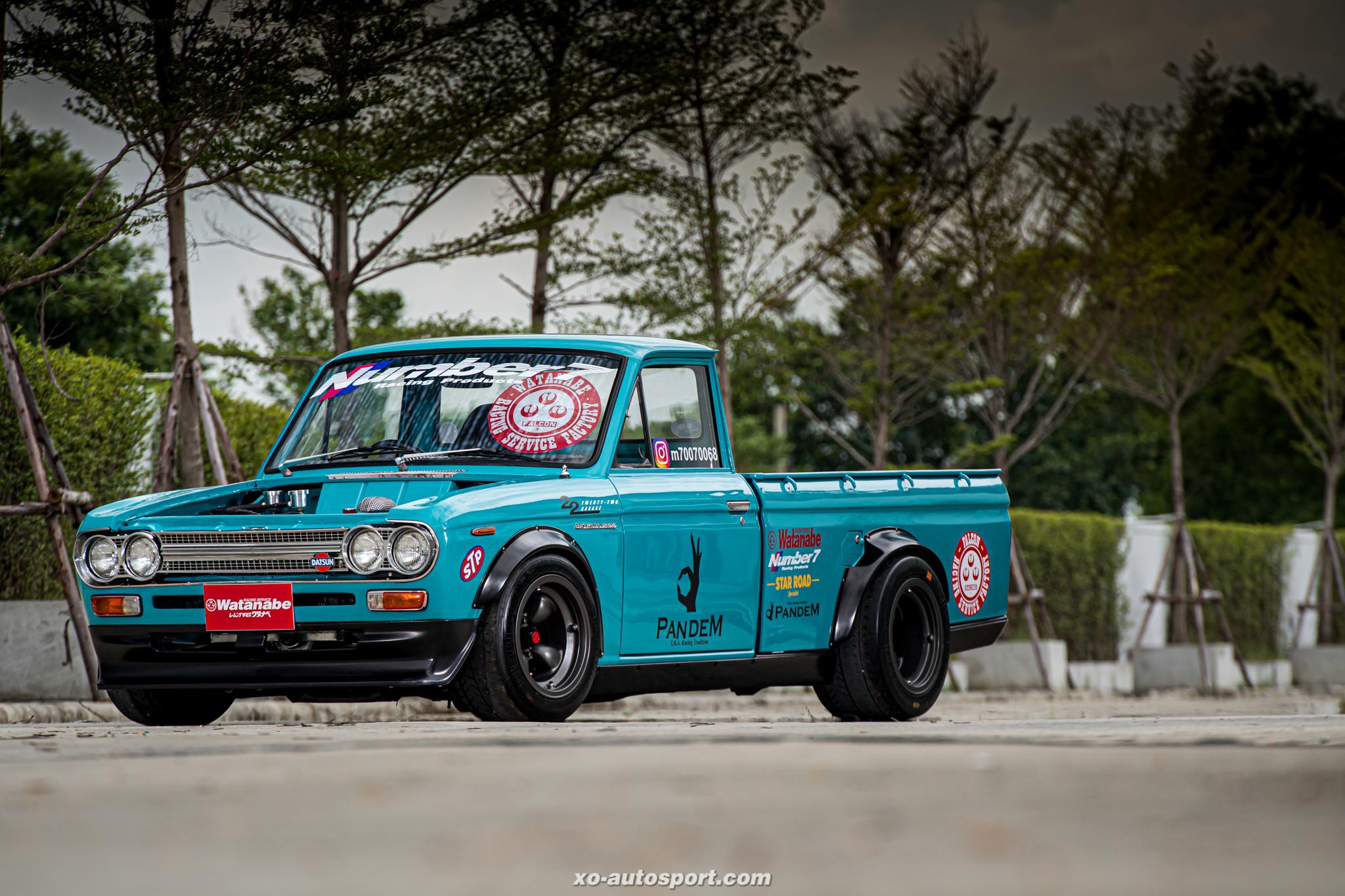 Datsun 521 Pandem 02