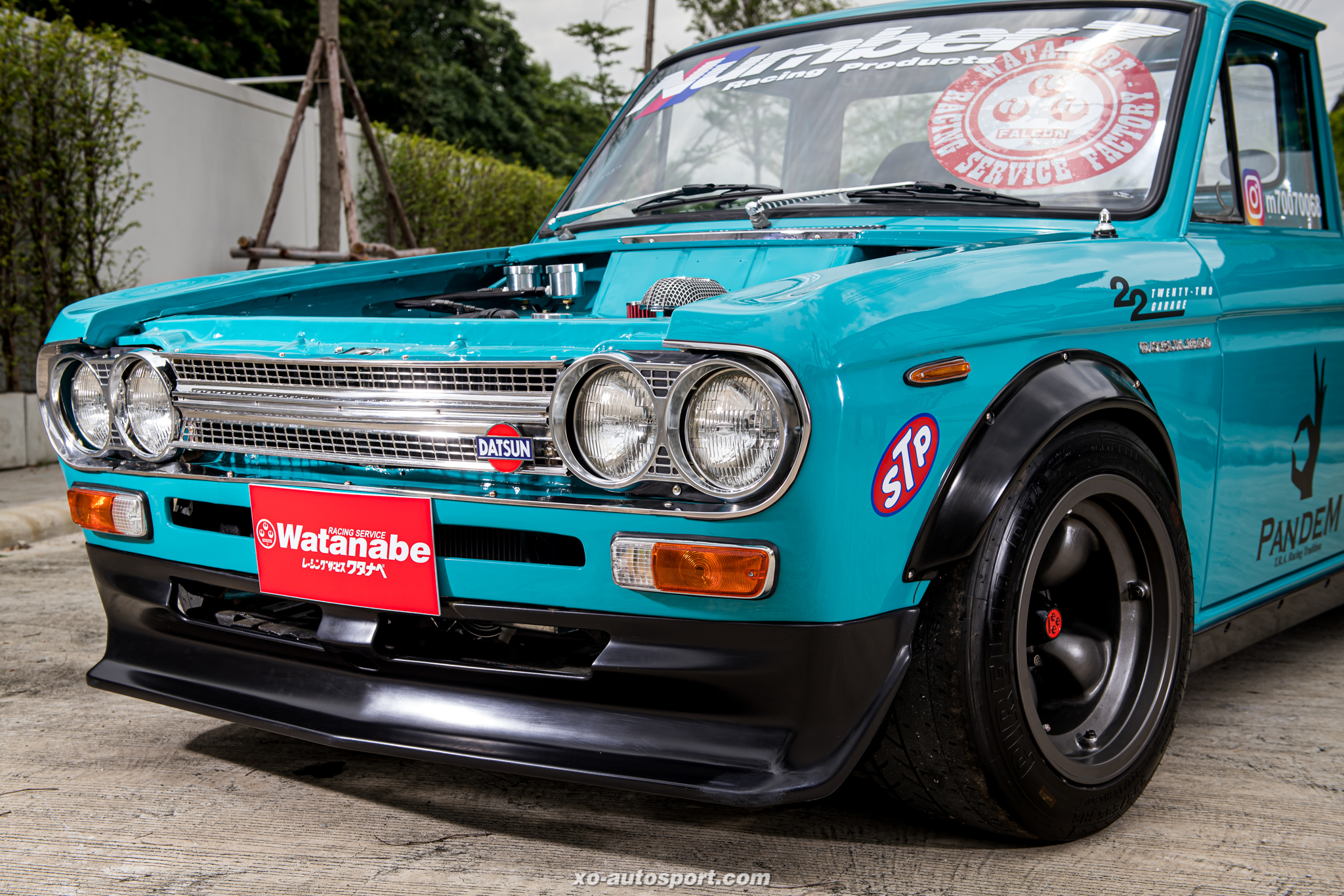 Datsun 521 Pandem 04