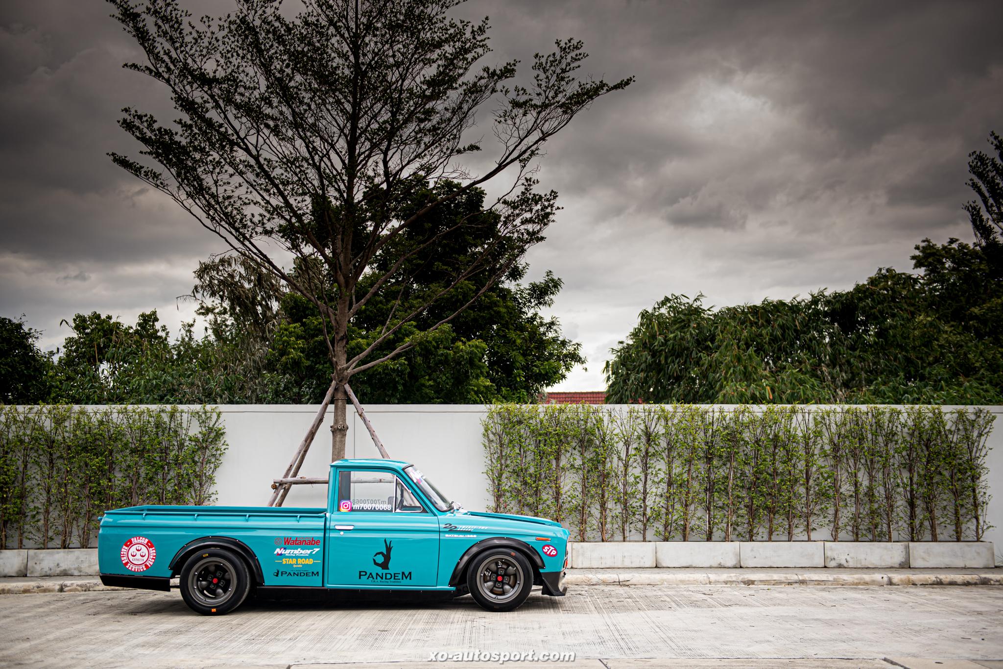 Datsun 521 Pandem 09
