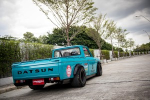 Datsun 521 Pandem 10