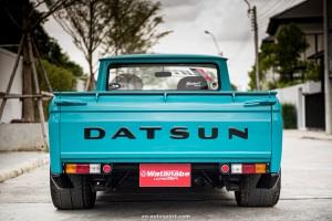 Datsun 521 Pandem 12