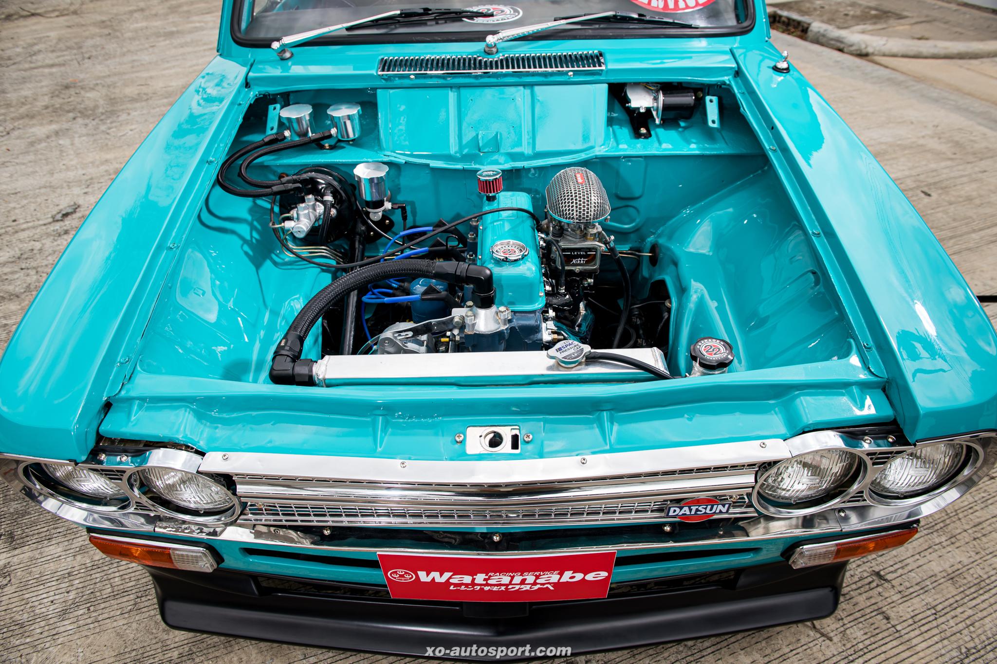 Datsun 521 Pandem 13