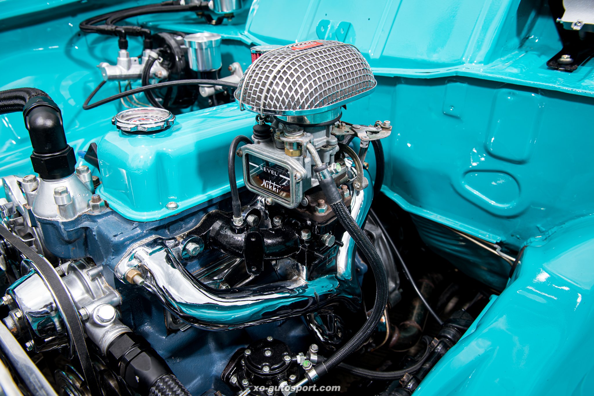 Datsun 521 Pandem 15