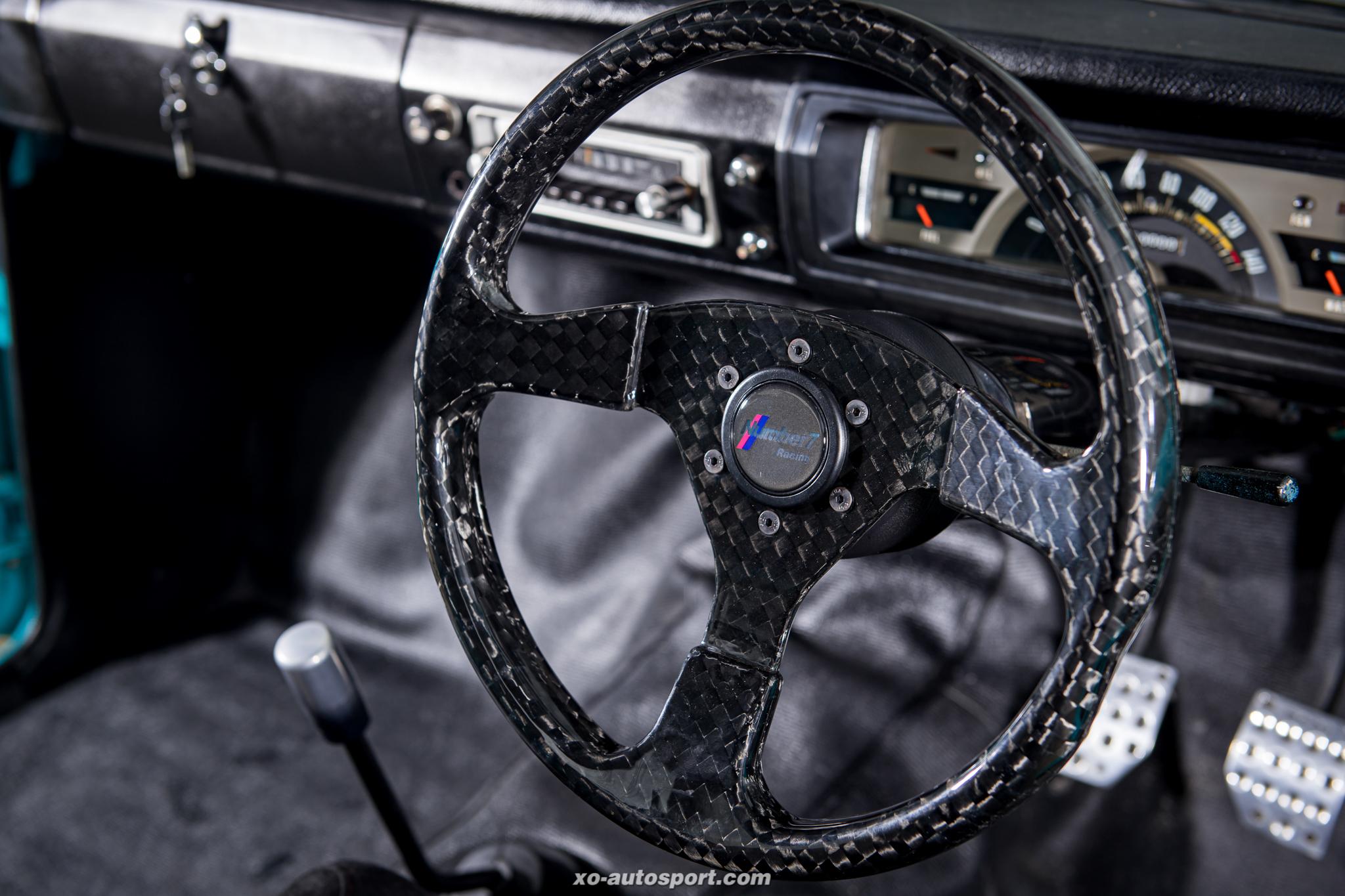 Datsun 521 Pandem 20