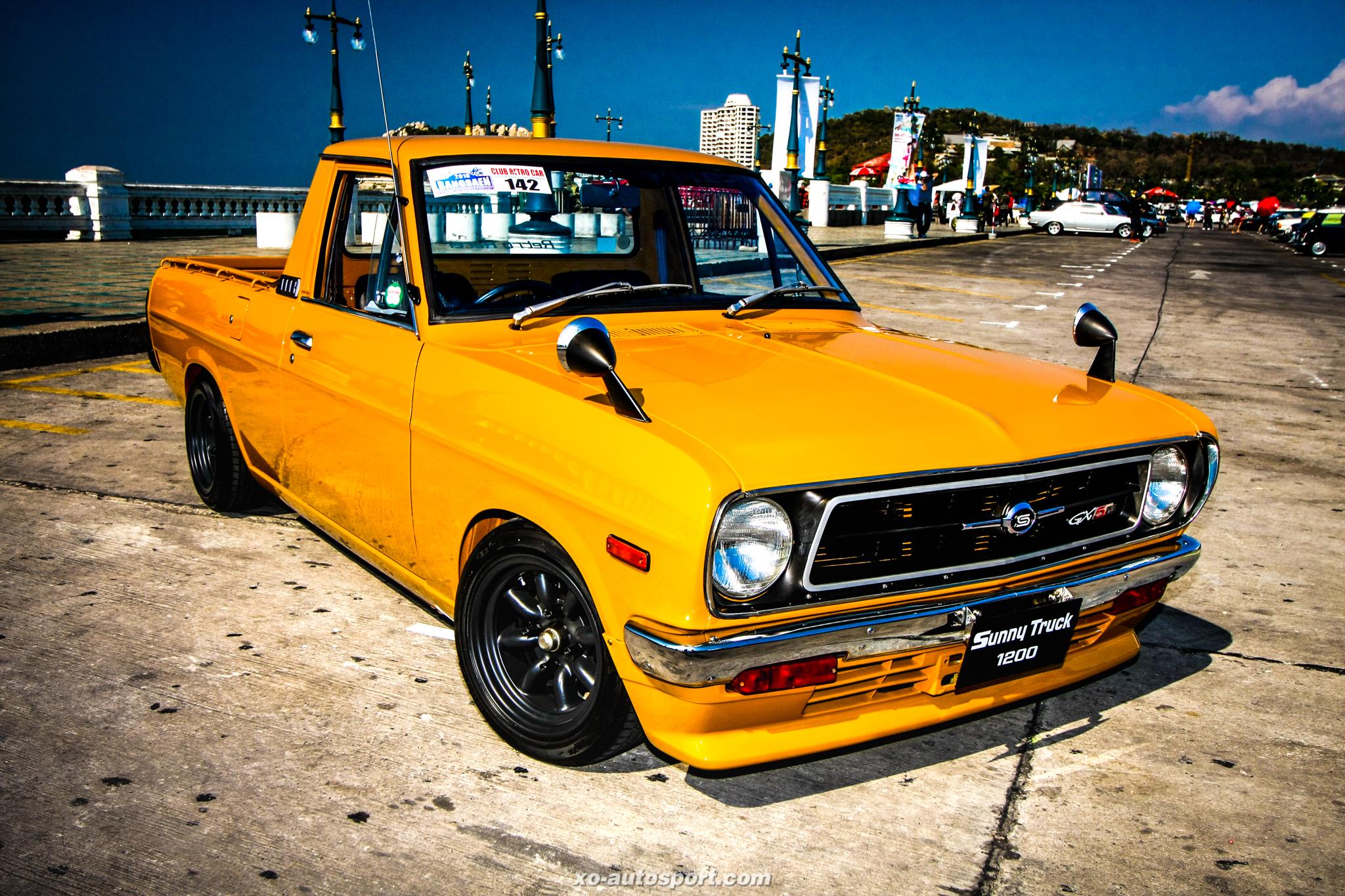 sunny truck 1200 02