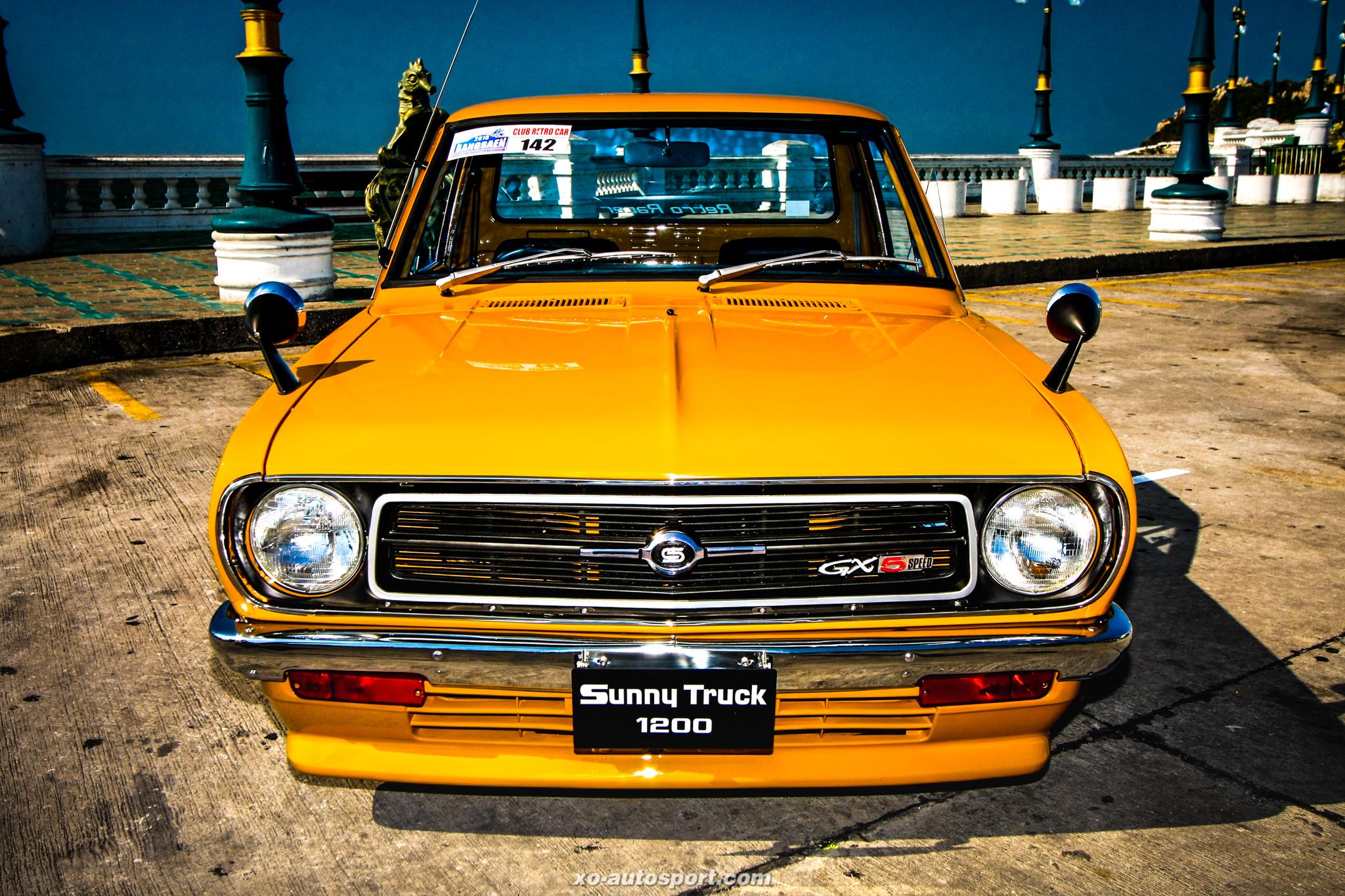 sunny truck 1200 03