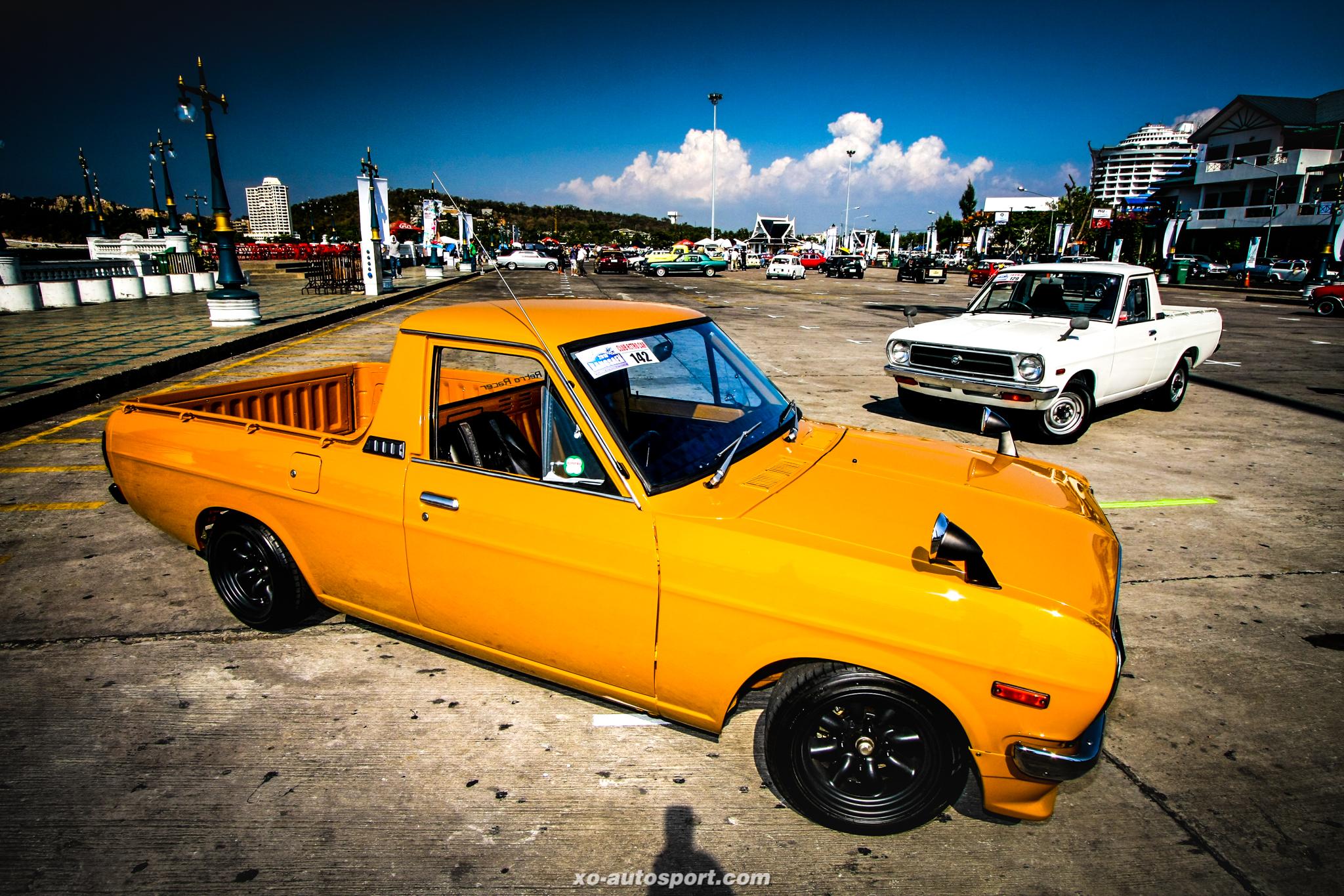 sunny truck 1200 05