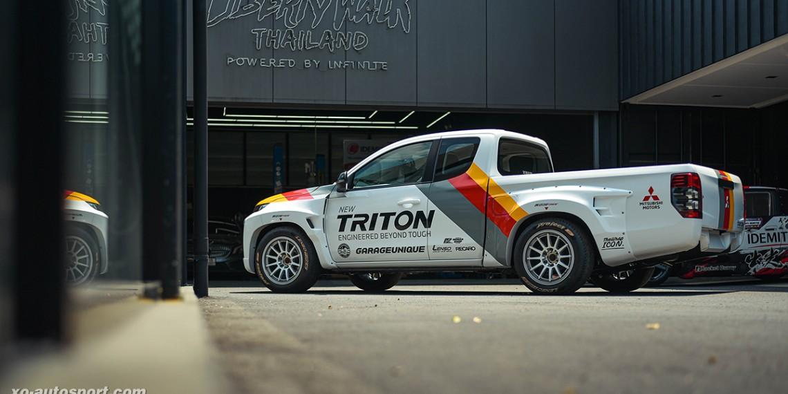 new triton wide body