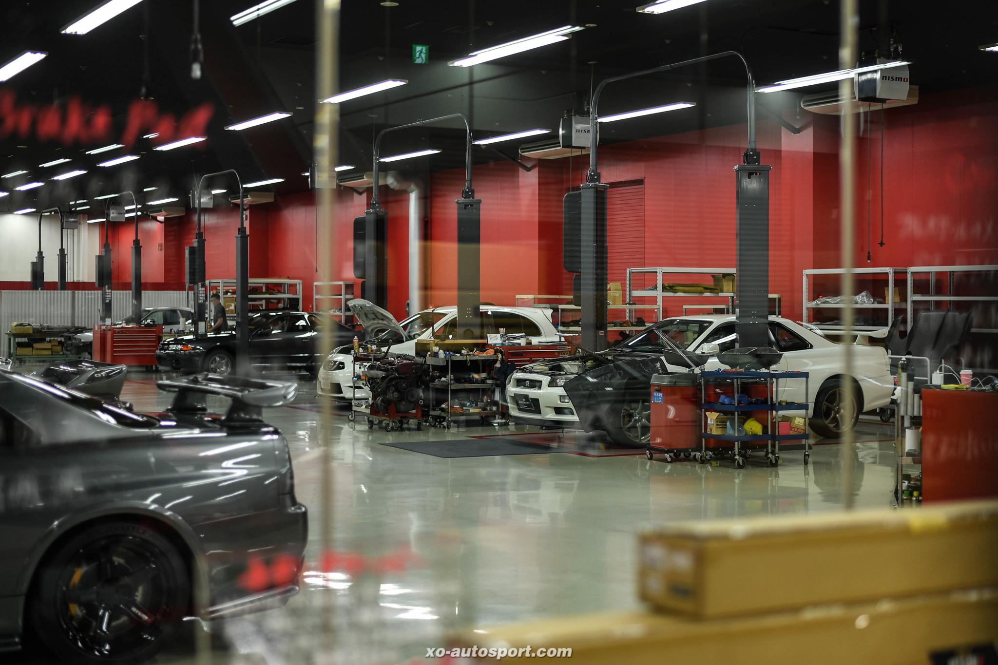 Nismo Omori Factory DSC_1291