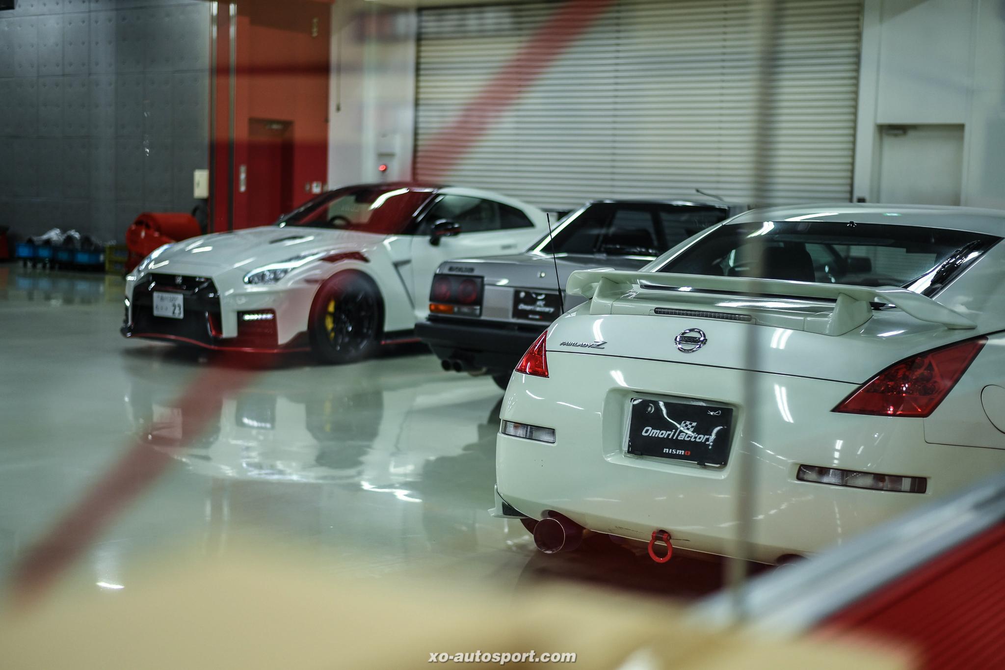 Nismo Omori Factory DSC_1293
