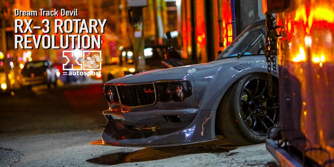 RX3 Rotary Revolution