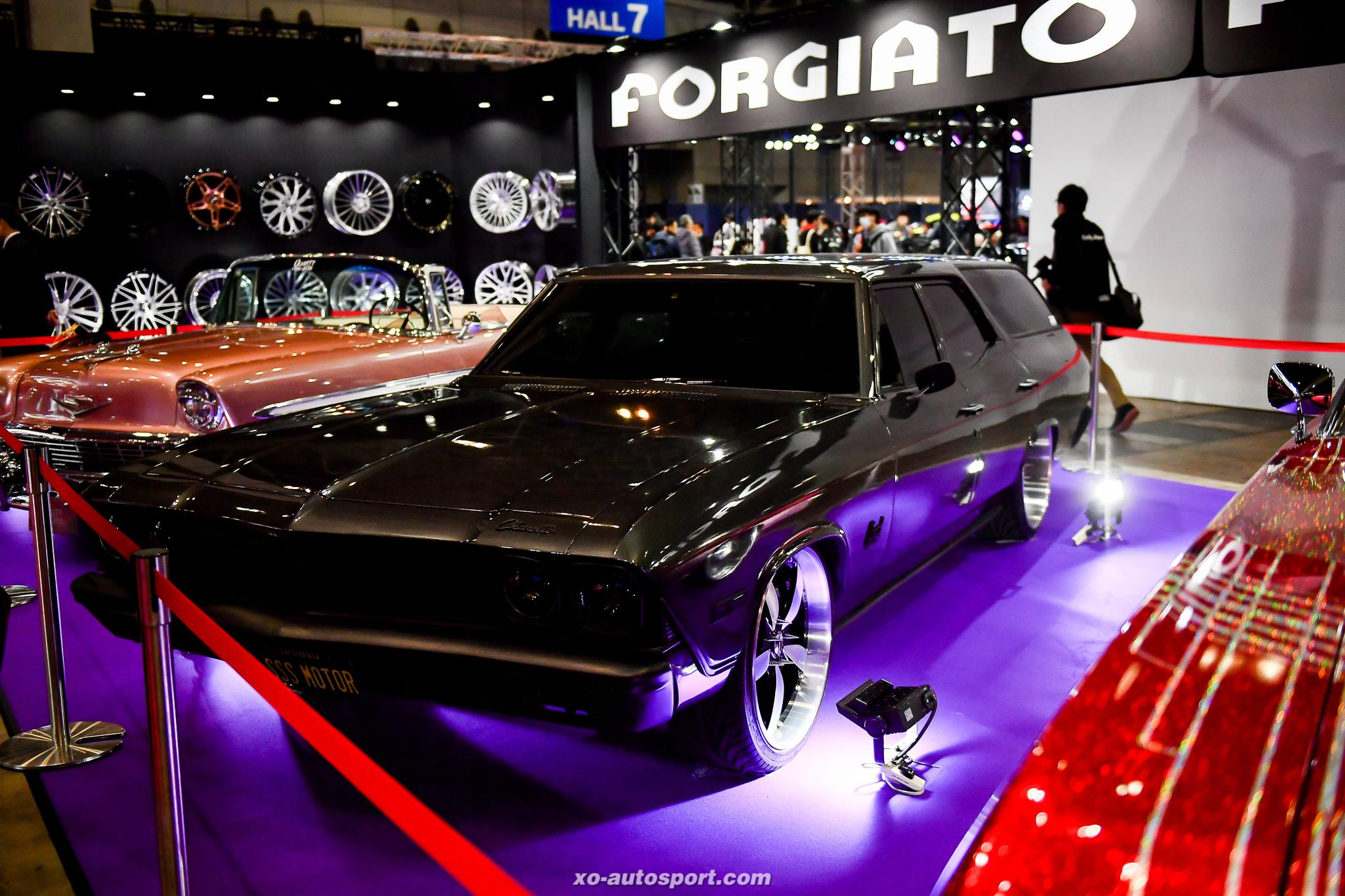 Tokyo Auto Salon 17.2